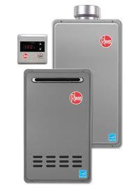 california tankless water heater