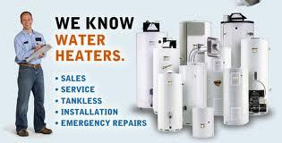 monrovia electric water heater