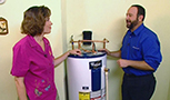 BRONZE BOOT HOT WATER HEATER REPAIR AND INSTALLATION