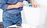 MEADOWBROOK, LA QUINTA TOILET REPAIR