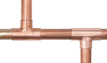 PEPPER CORNER, CORONA COPPER REPIPING