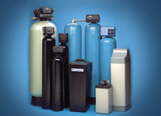 small canyon, highland water softener