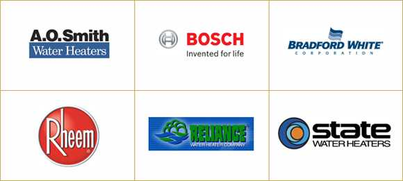 NORCO Water heater brands