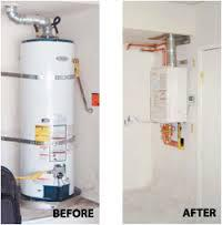 PALM SPRINGS tankless water heater install