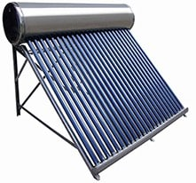 SANTAN VILLAGE Solar Water Heater Repair